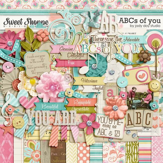 Start a Scrapbooking Kit