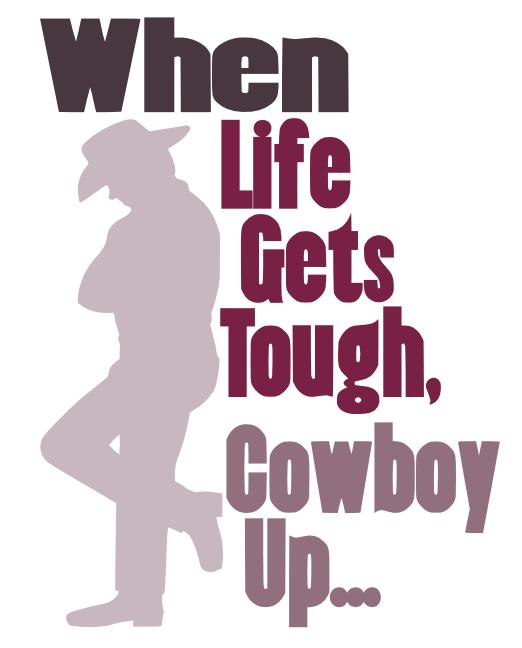 Free Cowboy SVG Cutting File