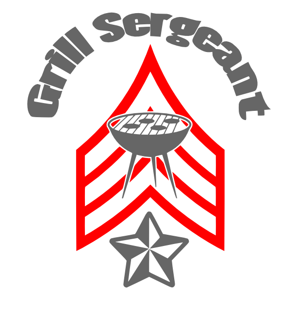 Free Grill Sergeant SVG File
