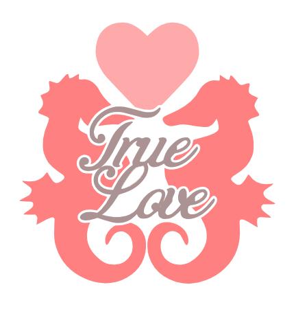 Free True Love SVG Cutting File