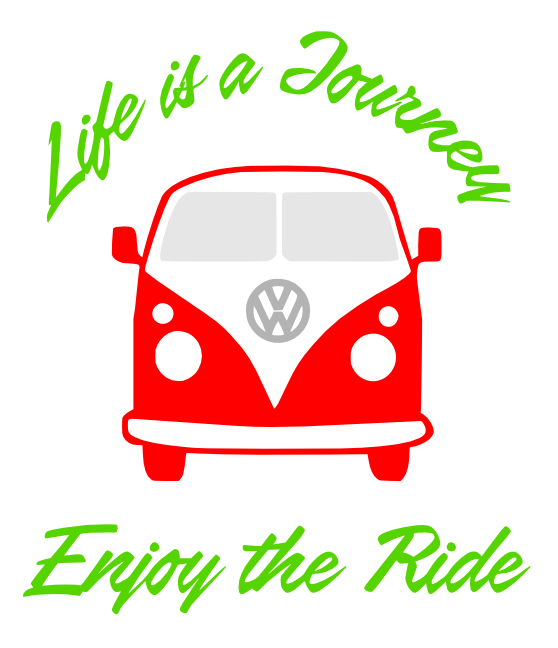 Free VW SVG Cutting File