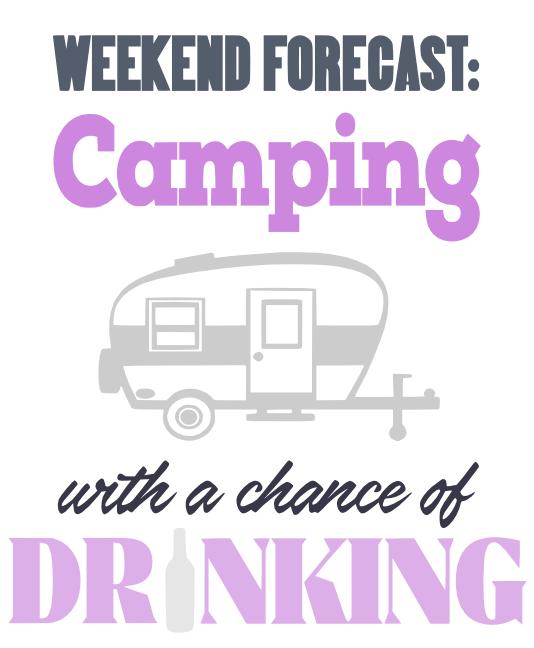 Free Camping SVG Cutting File