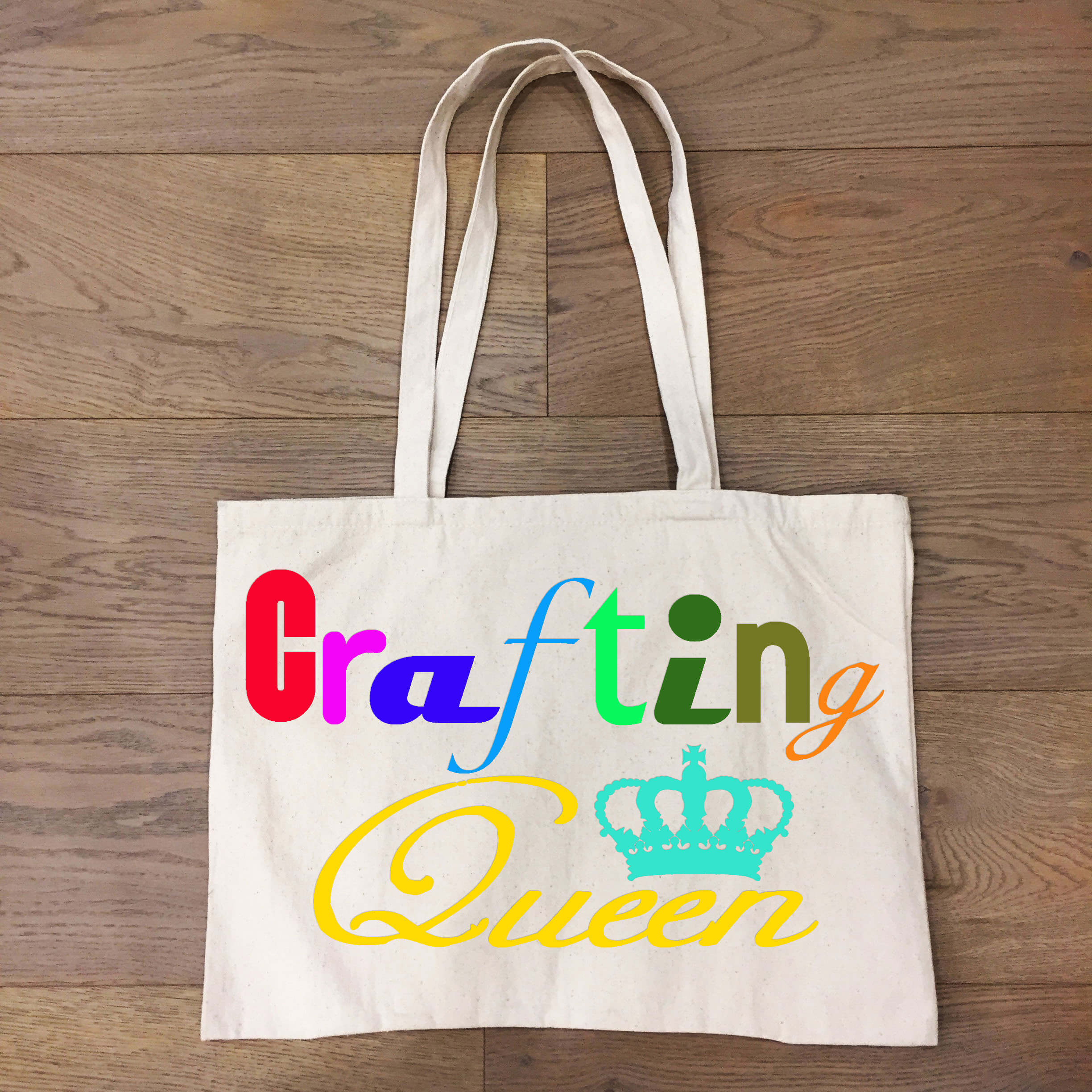 Free Crafting Queen SVG File