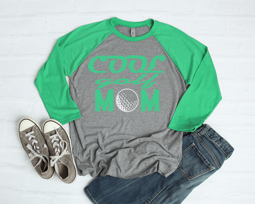 Free Cool Golf Mum SVG File