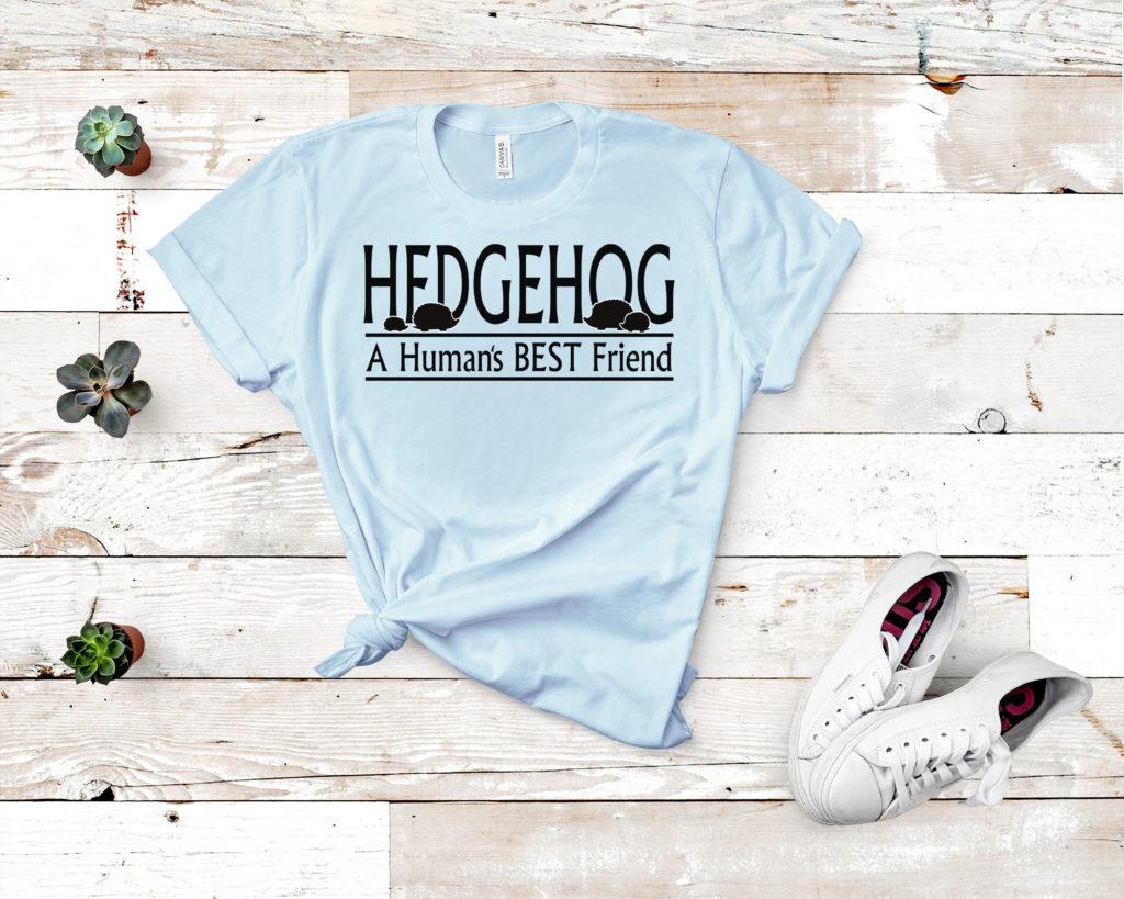 Free Hedgehog SVG File