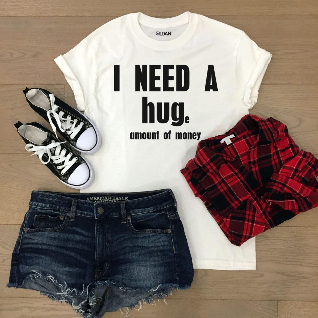 Free I need a Hug...SVG File