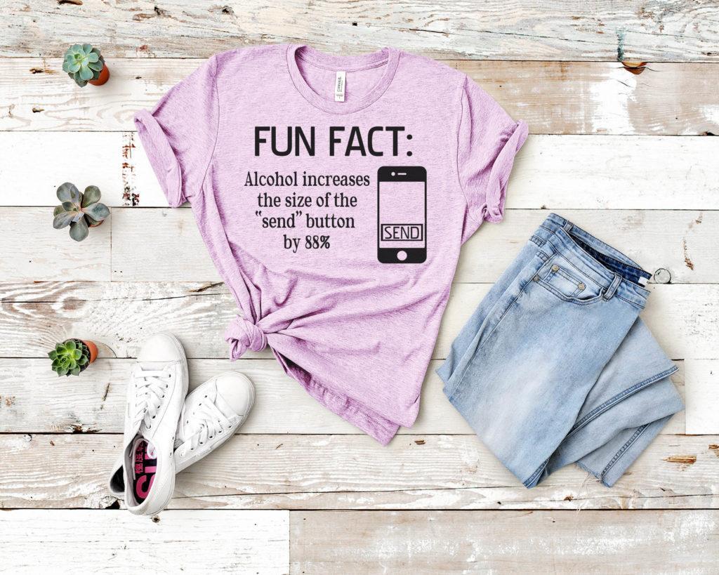 Free Fun Fact SVG Cutting File