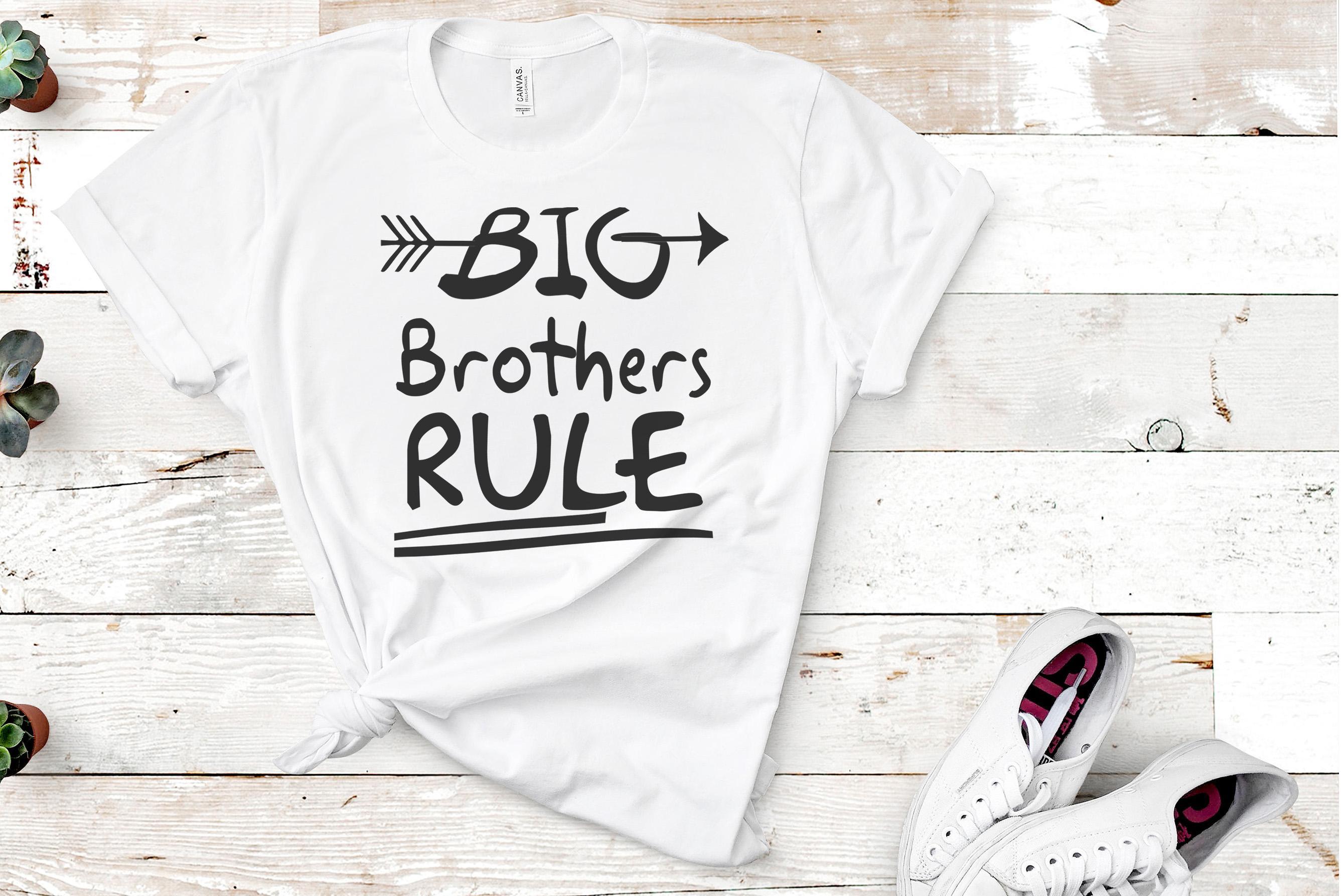 Free Big Brothers Rule SVG File