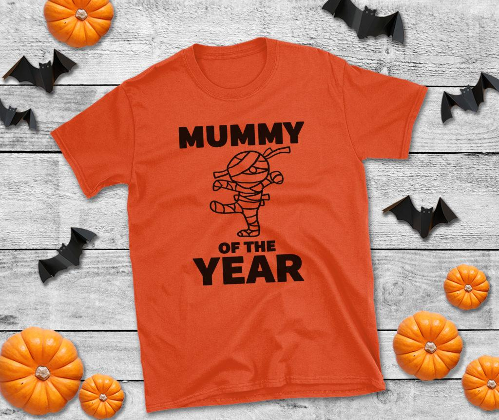 Free Mummy of the Year SVG File