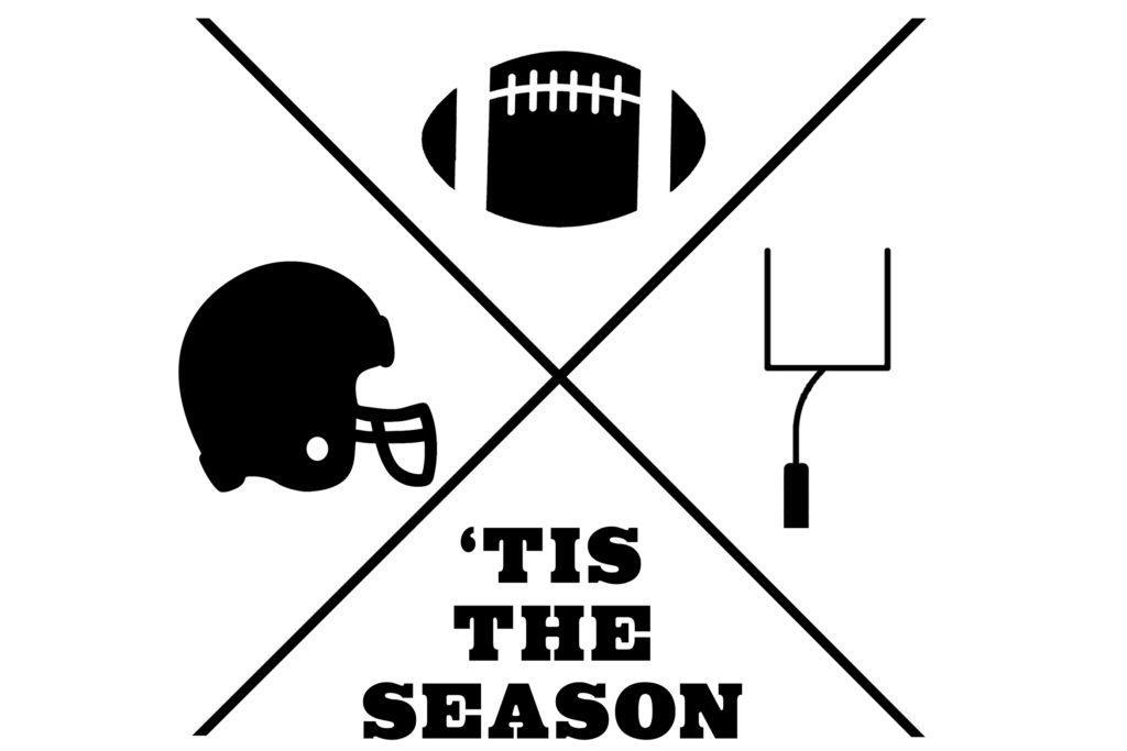 Free 'Tis the Season SVG File