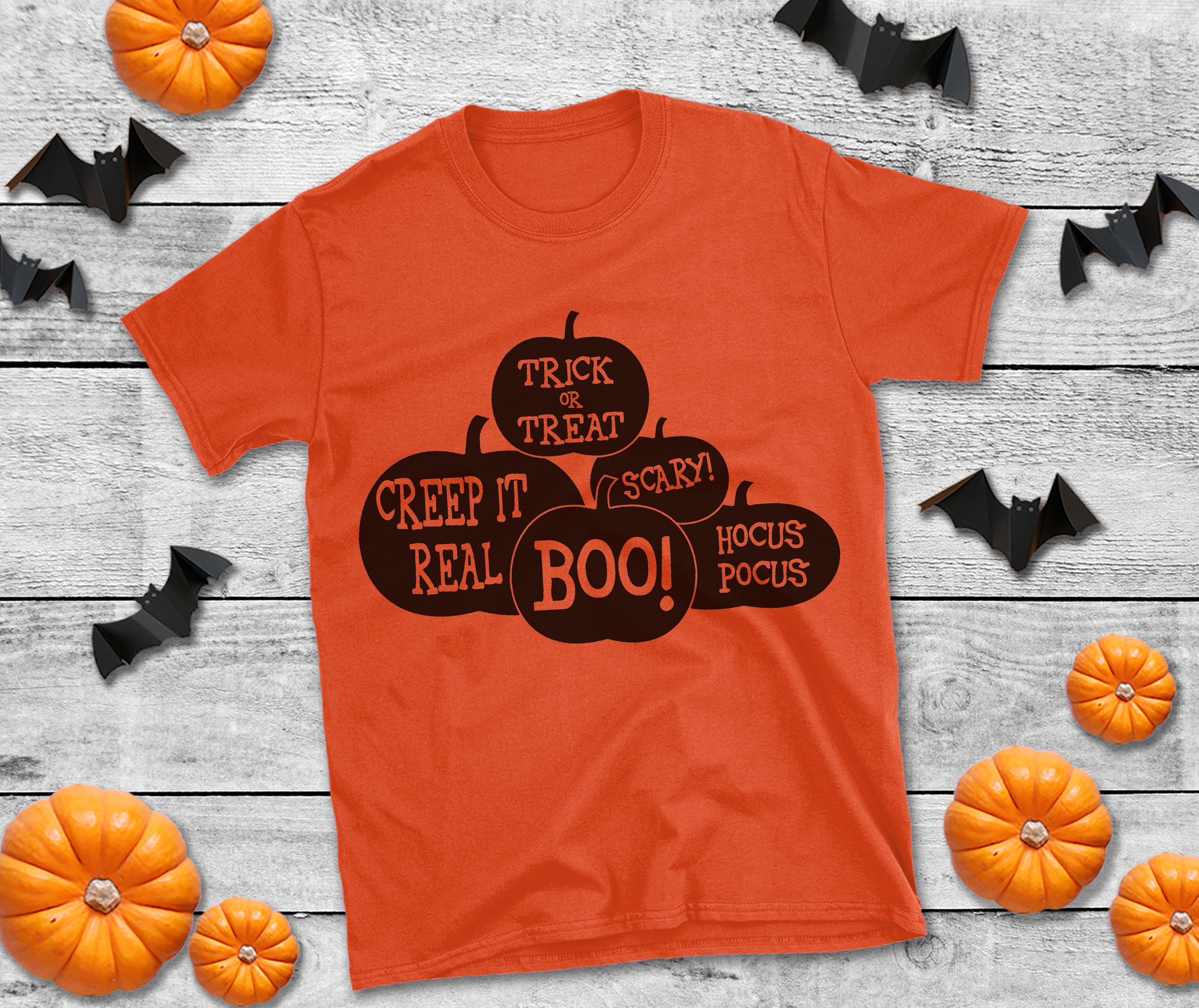 Free Pumpkins SVG File
