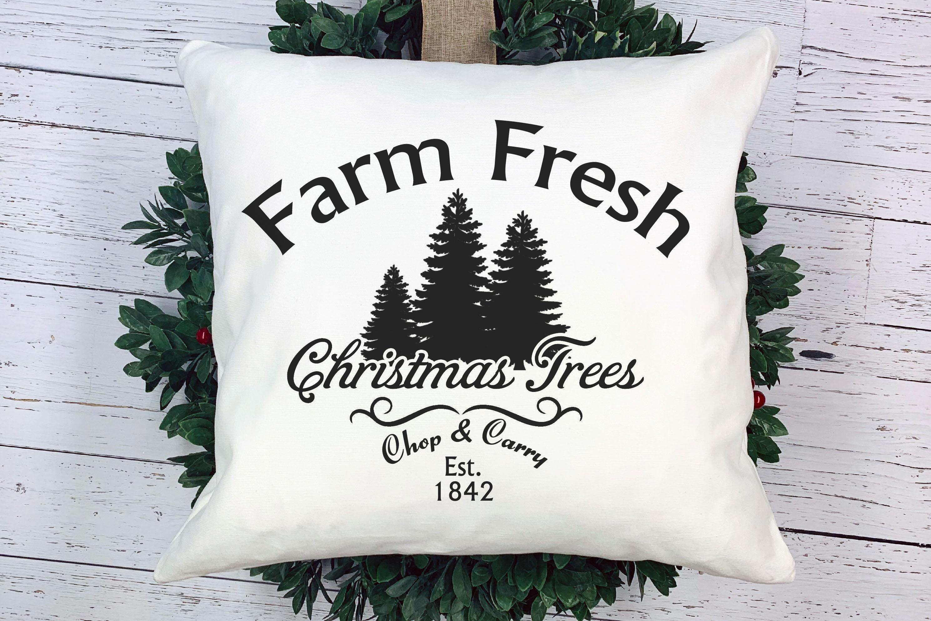 Free Farm Fresh SVG File