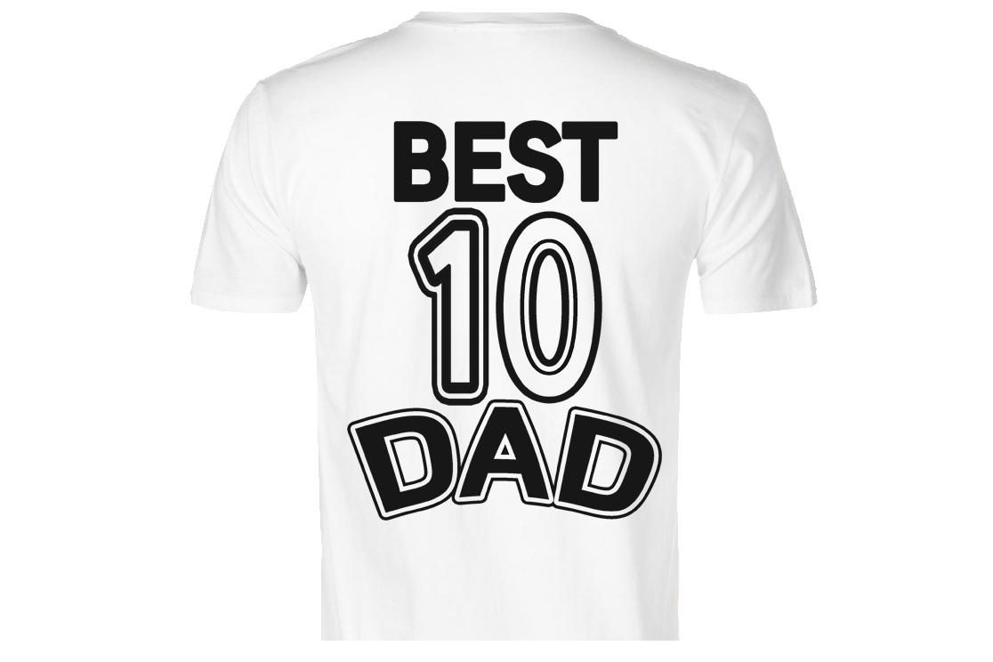 Free Best Dad SVG File