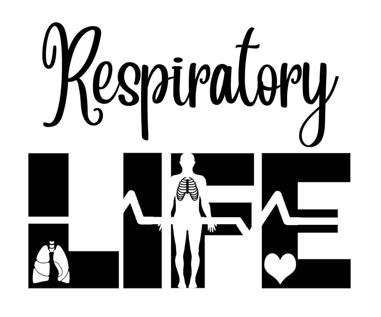 Free Respiratory LIFE SVG File