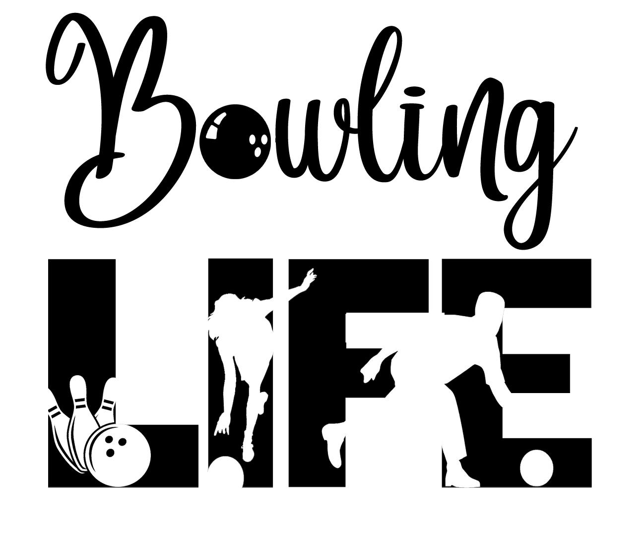 Free Bowling Life SVG File