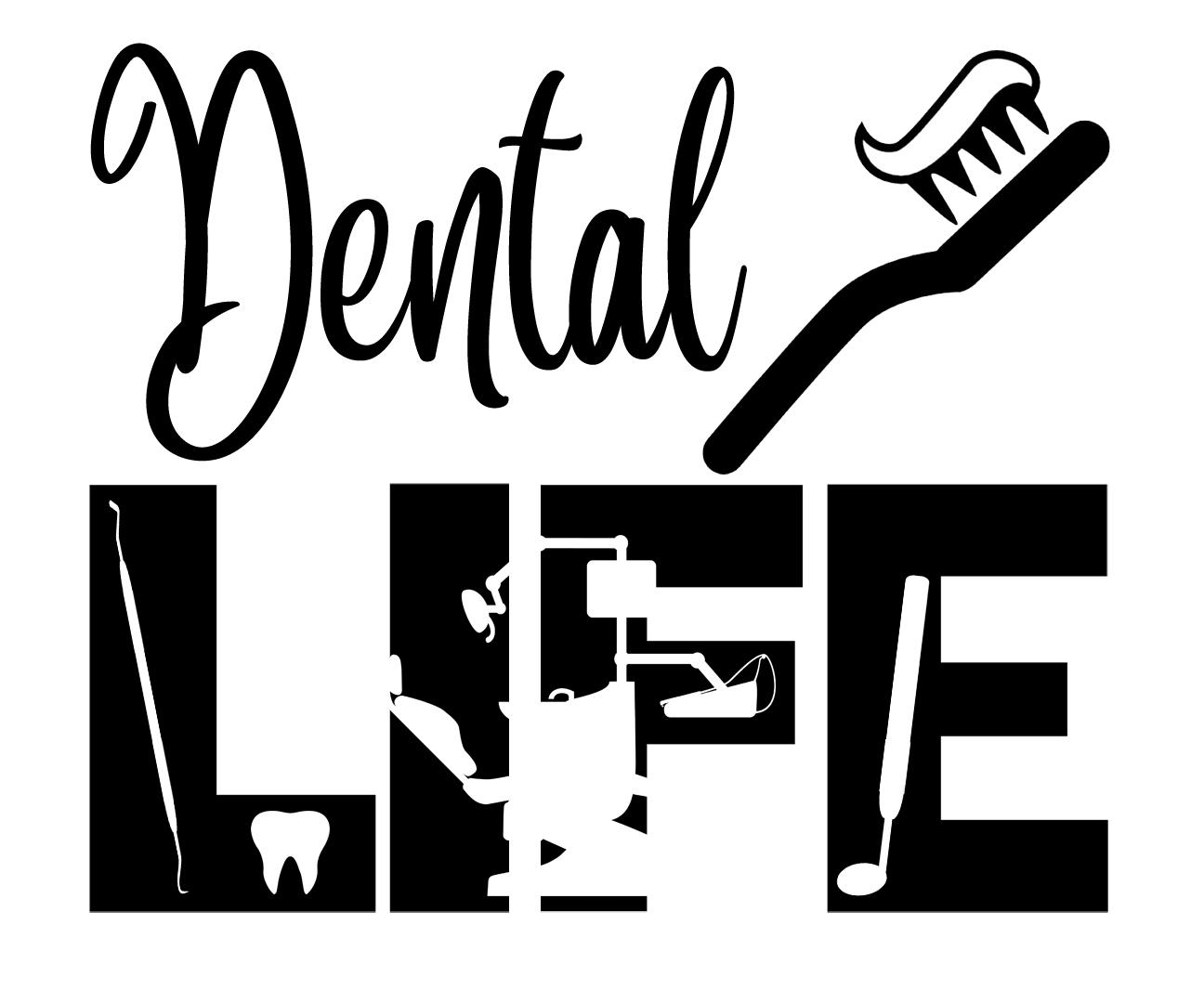 Free Dental Life SVG File