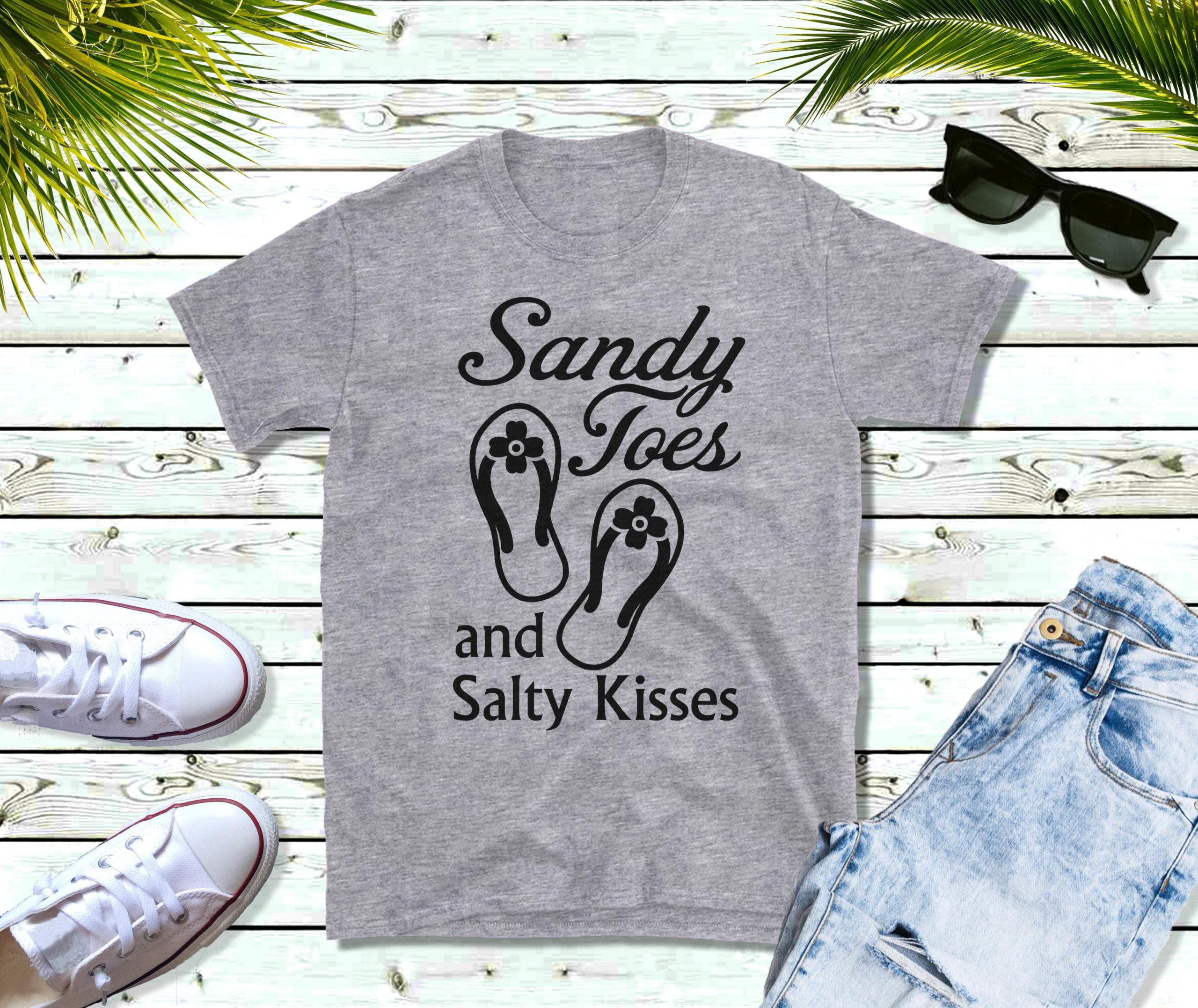 Free Sandy Toes SVG File