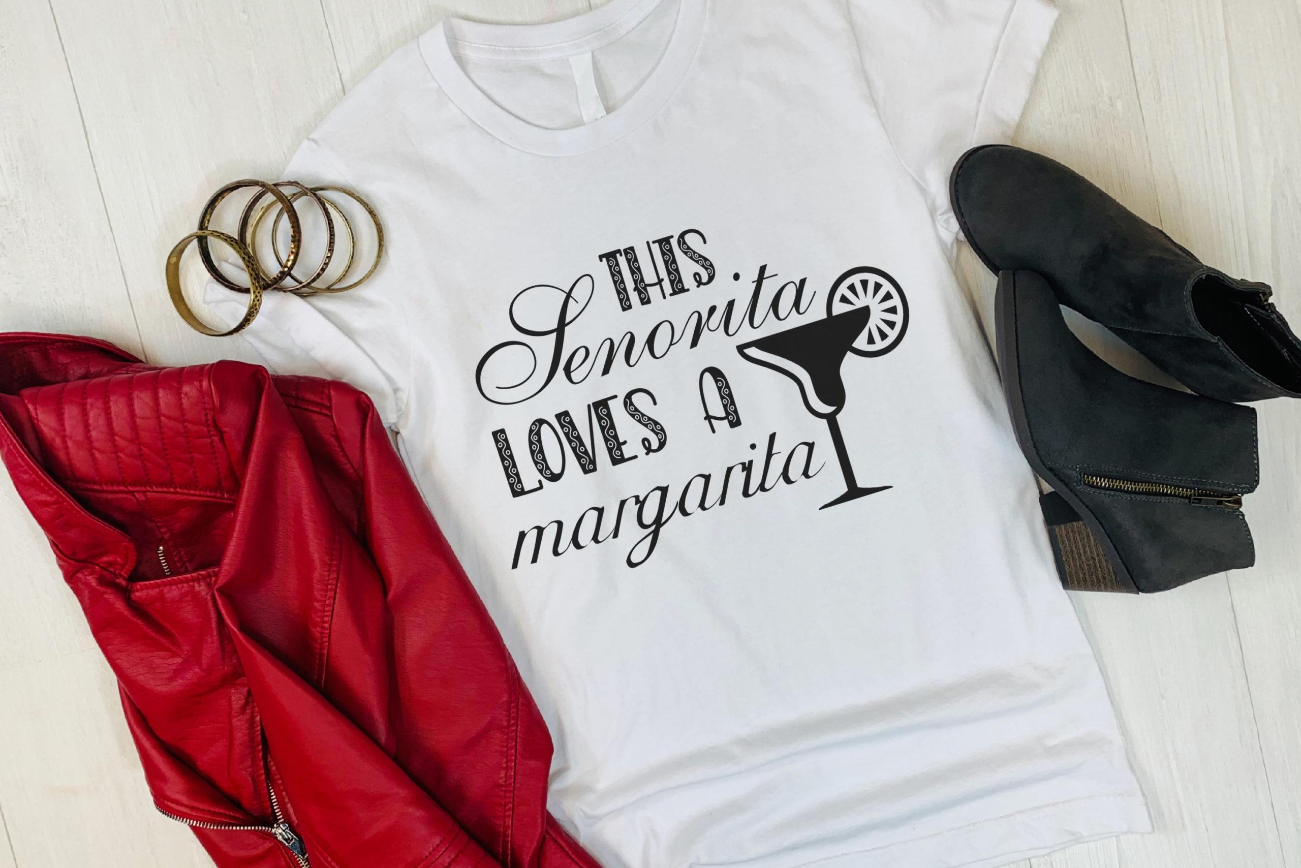 Free Margarita SVG File