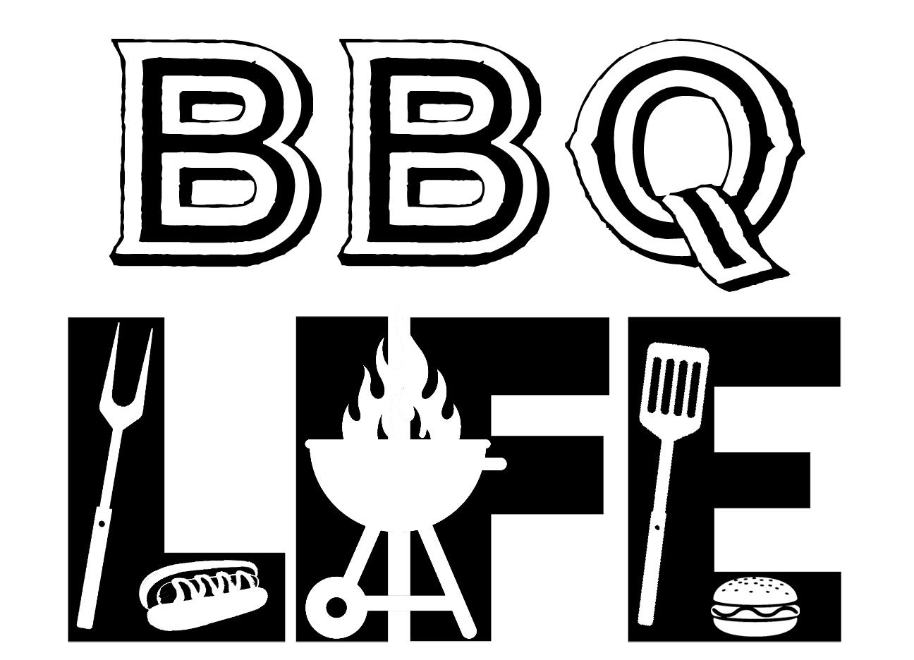 Free BBQ Life SVG File