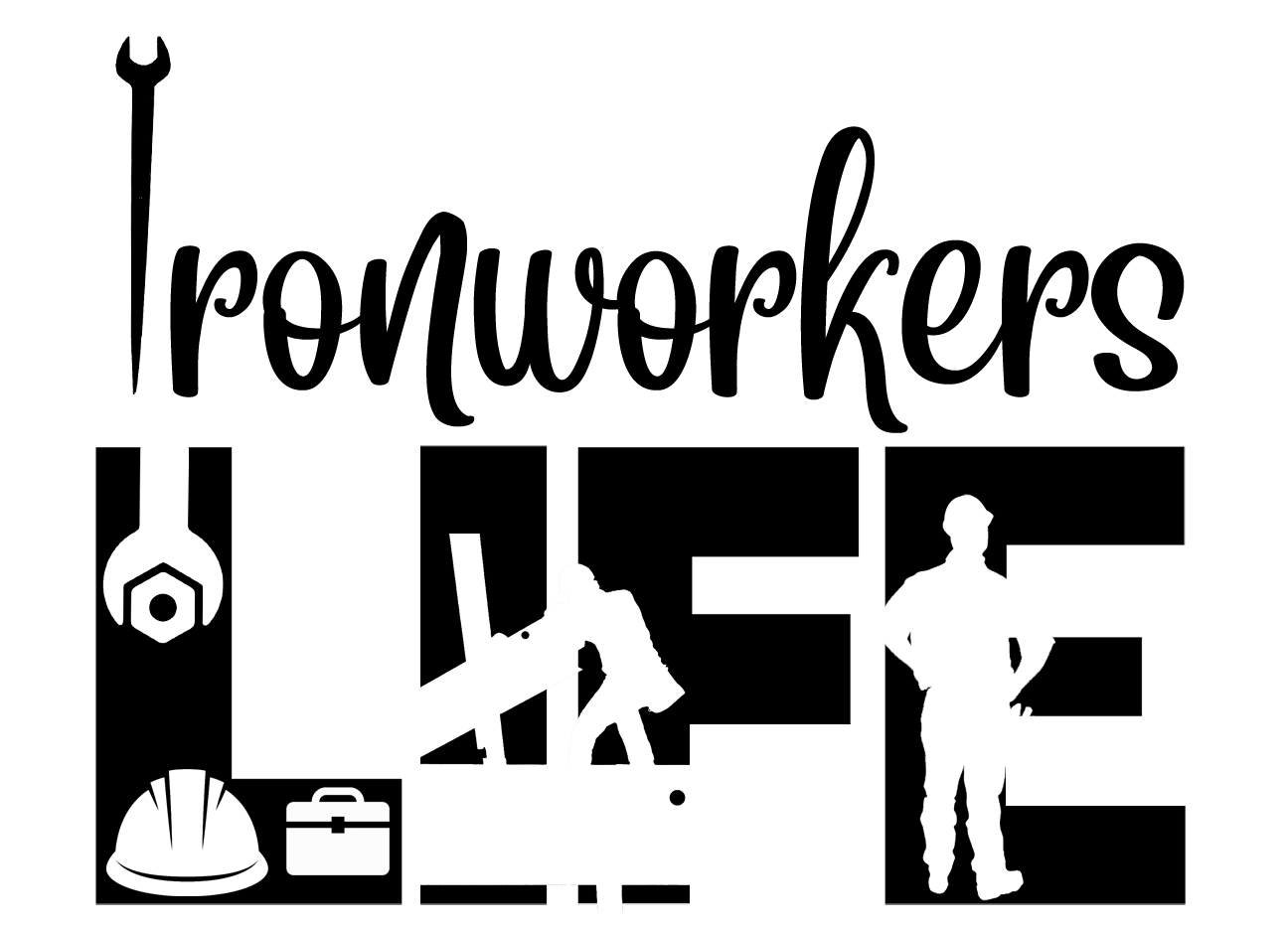 Free Ironworkers SVG File