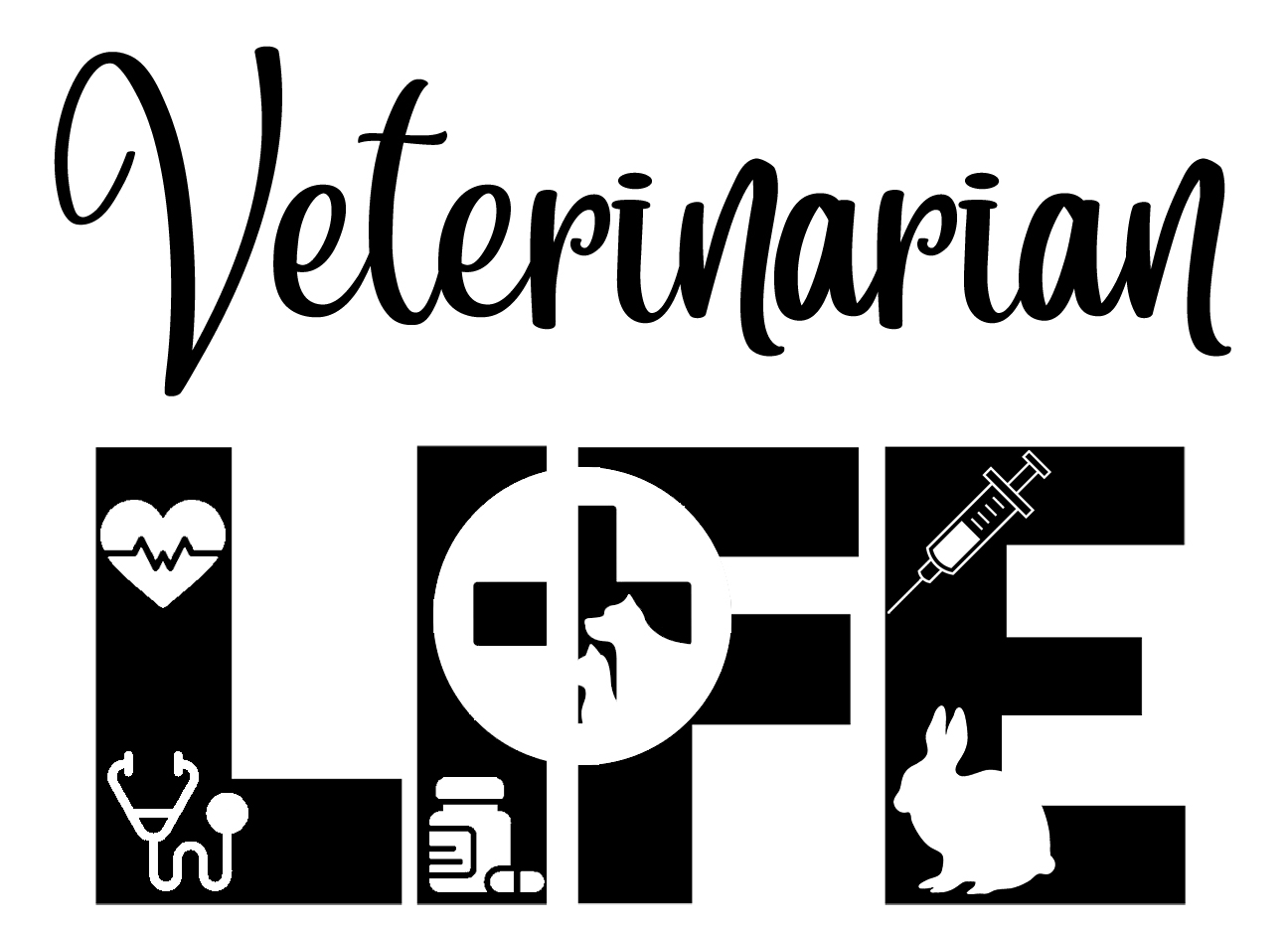 Free Veterinarian Life SVG File