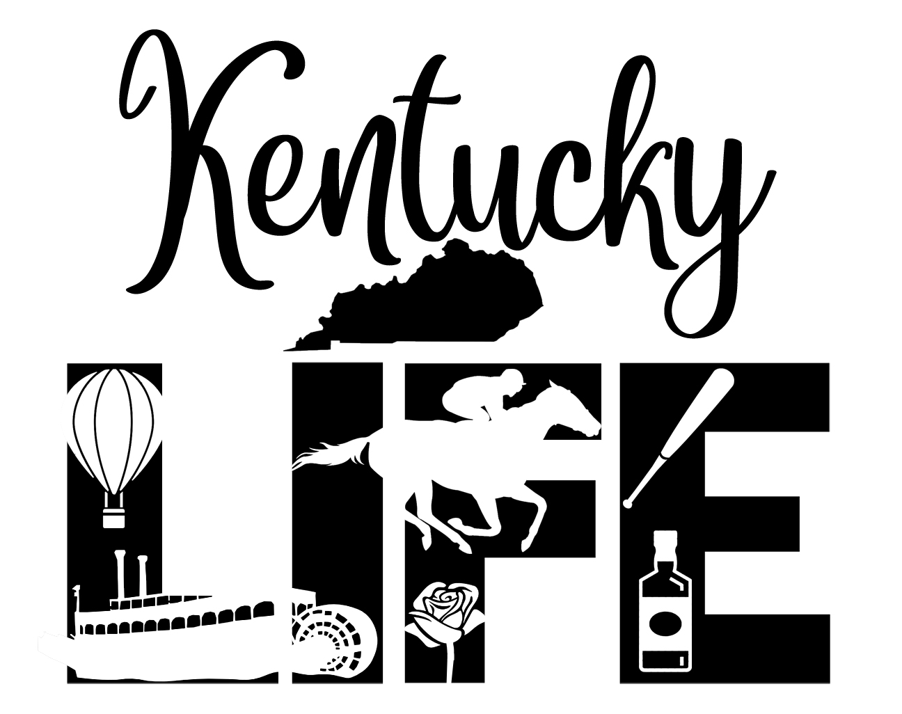 Free Kentucky Life SVG File