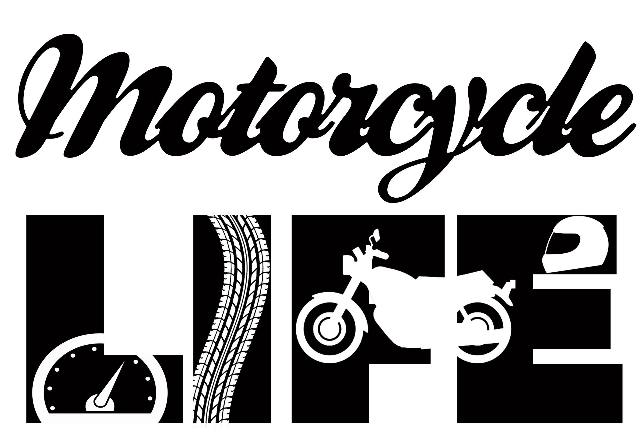Free Motorcycle Life SVG File