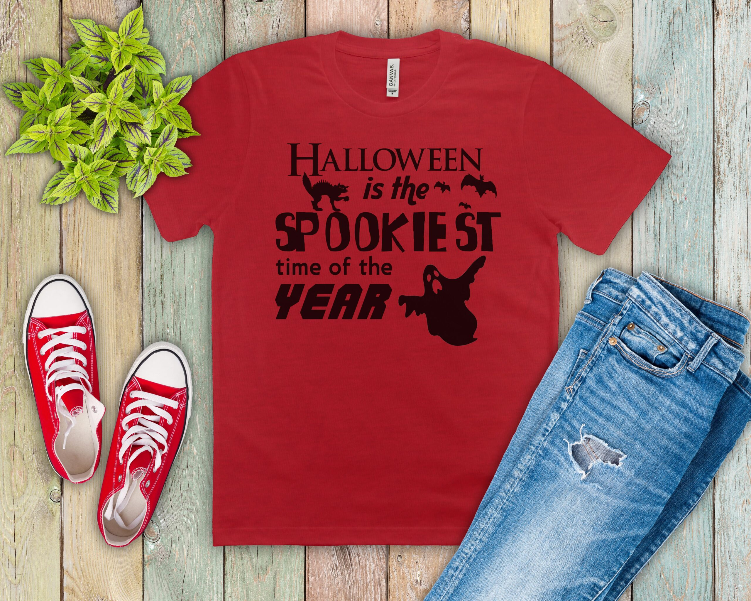 Free Spookiest Time of the Year SVG File