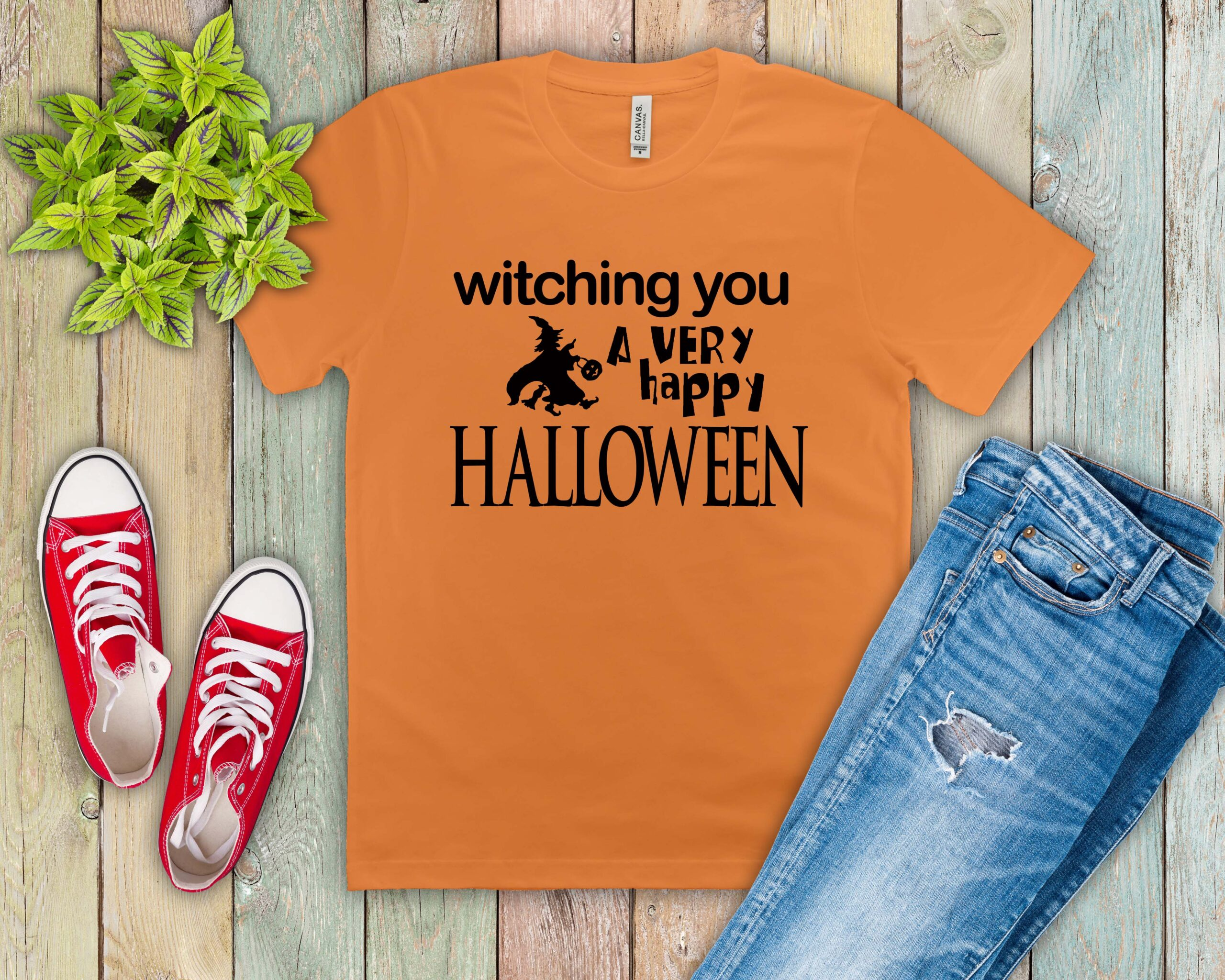 Free Witching You SVG File