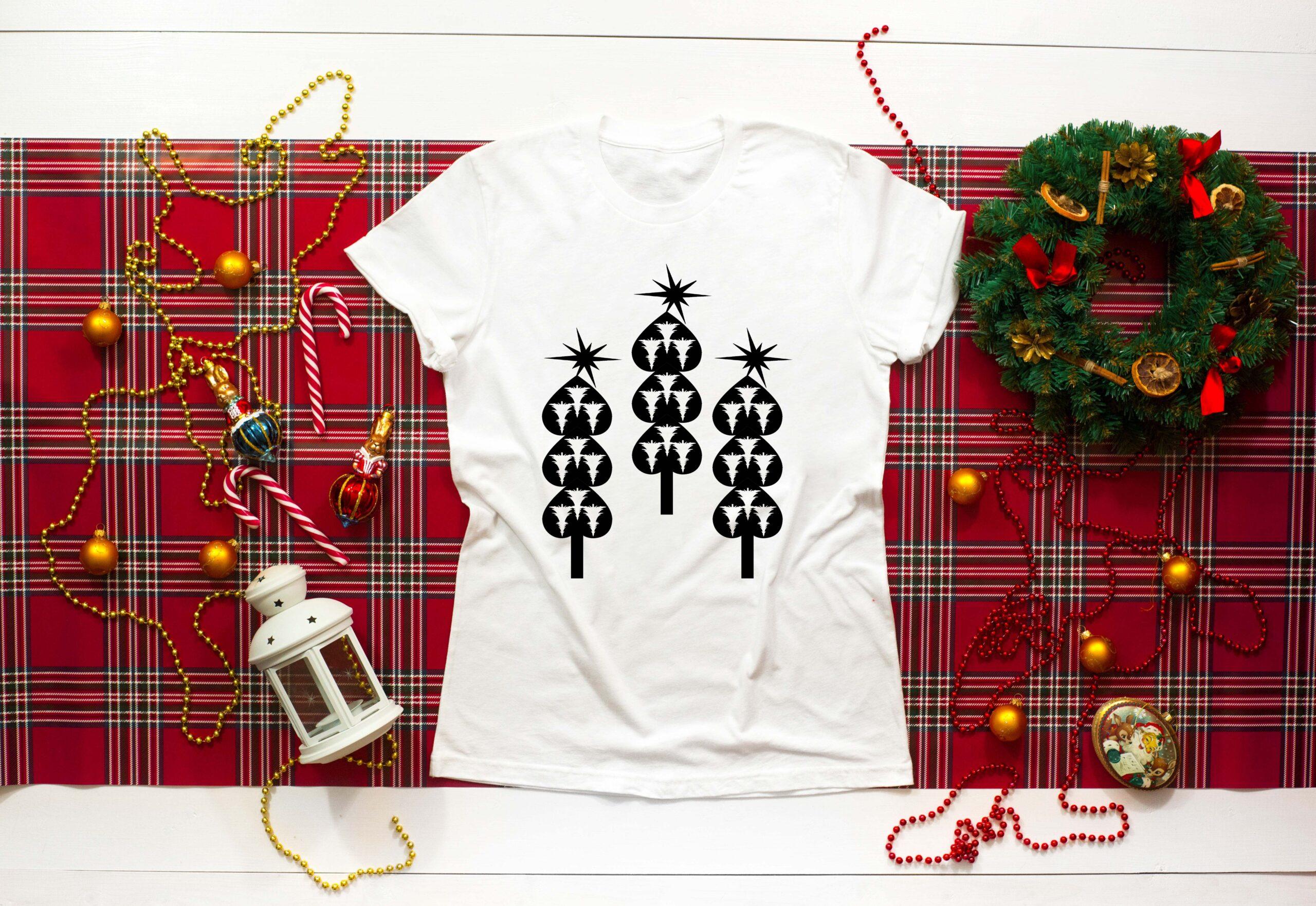 Free Christmas Tree SVG File