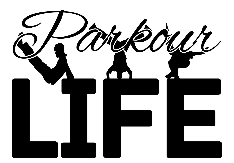 Free Parkour LIFE SVG File