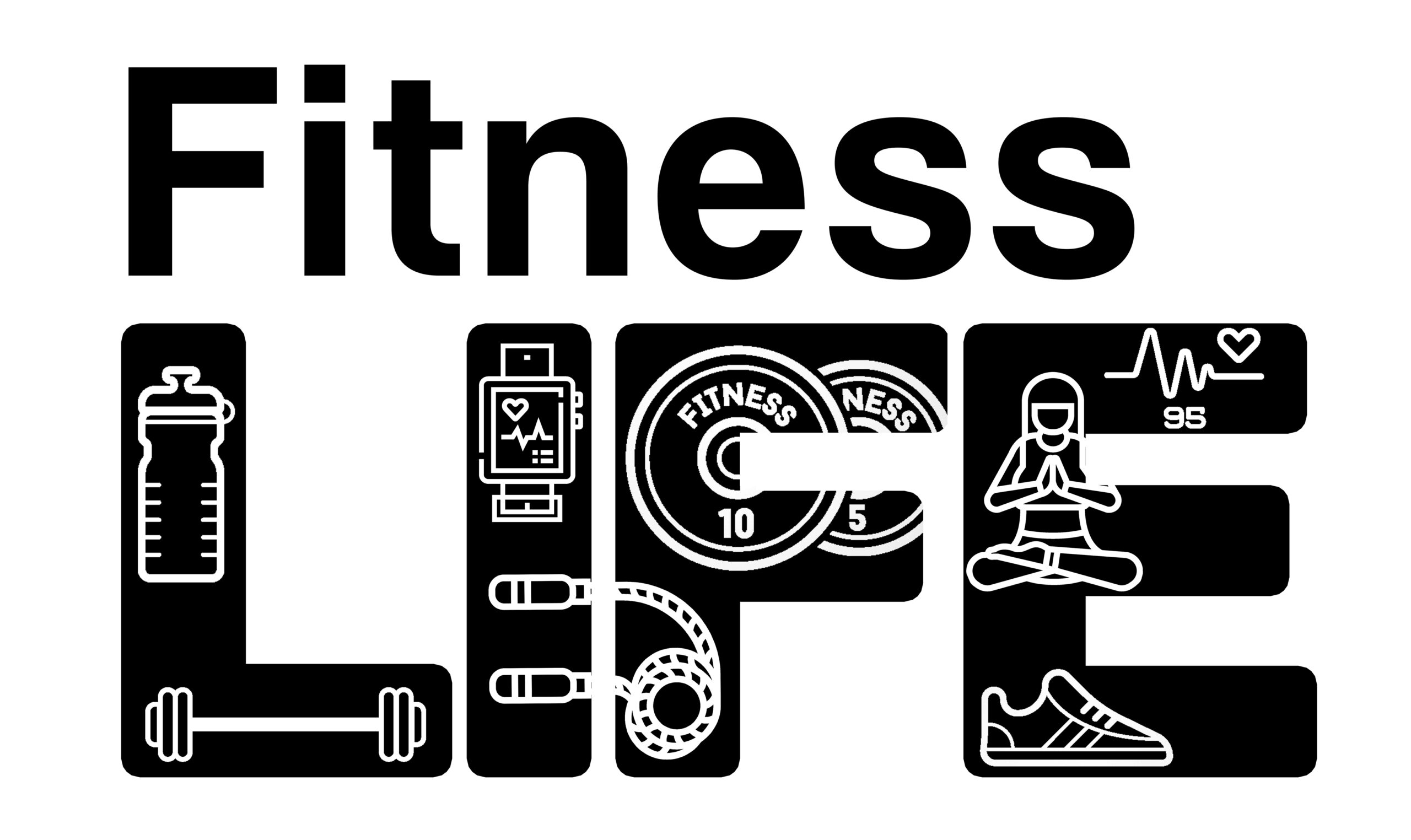 Free Fitness Life SVG File