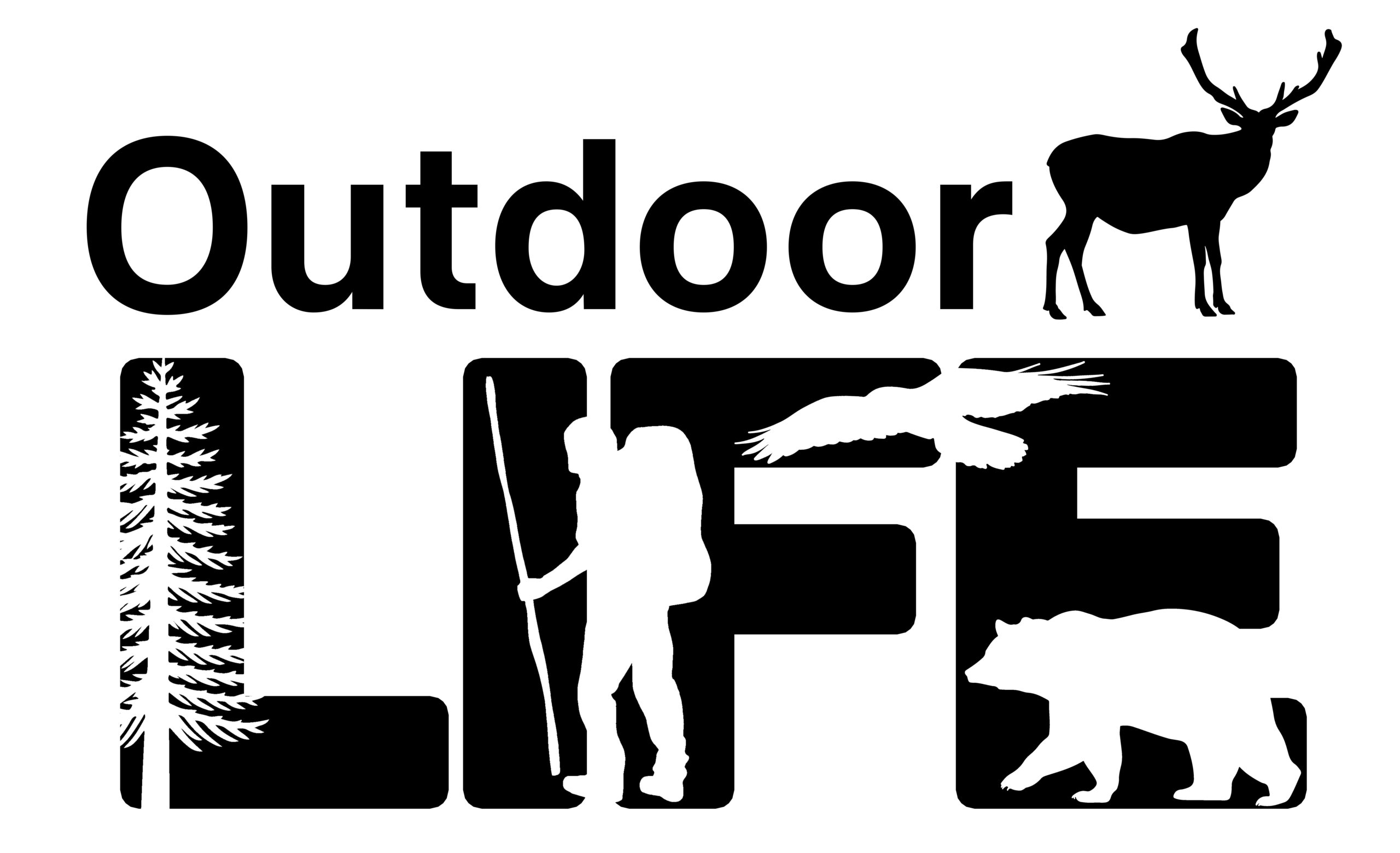 Free Outdoor LIFE SVG File