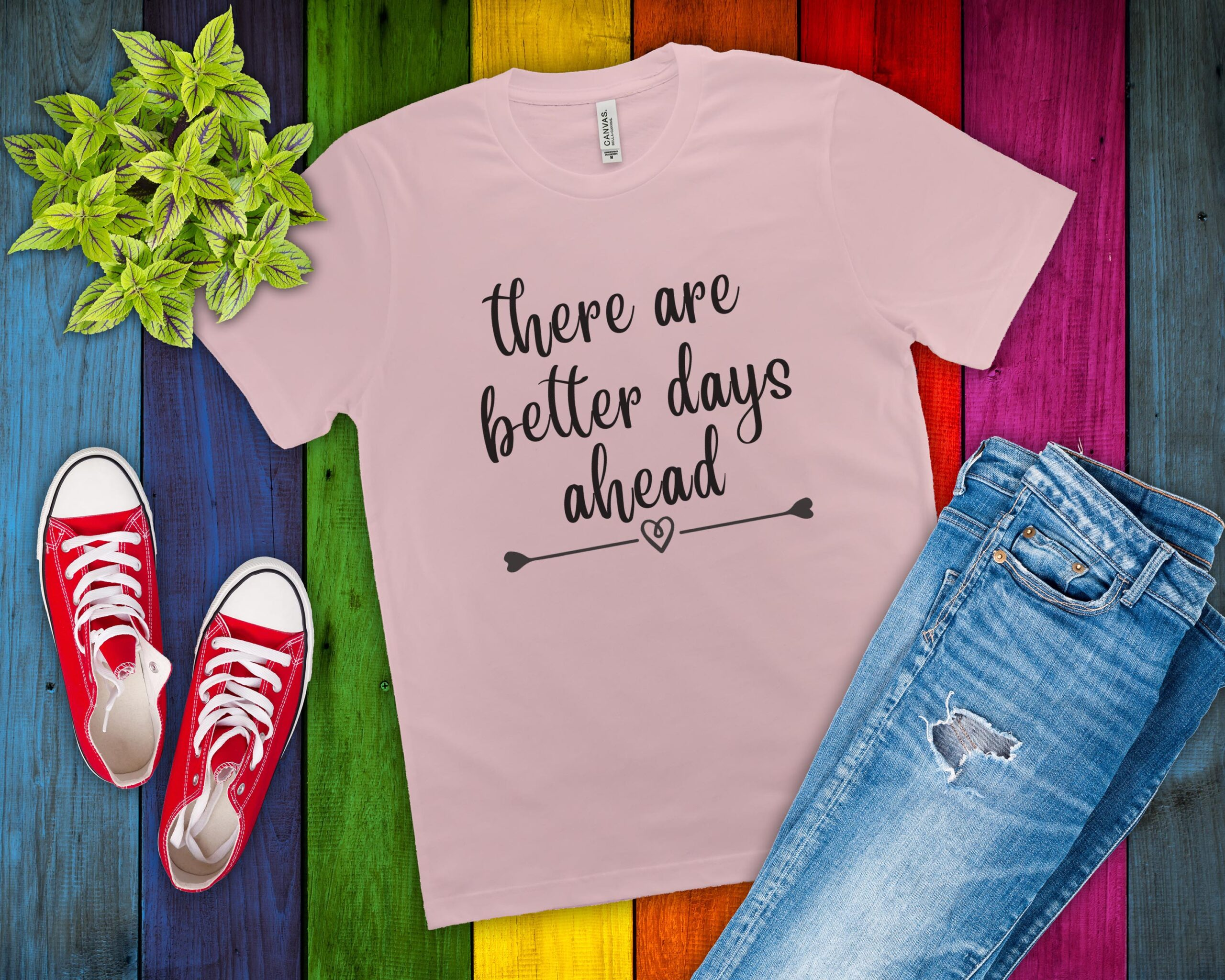 Free Better Days Ahead SVG File