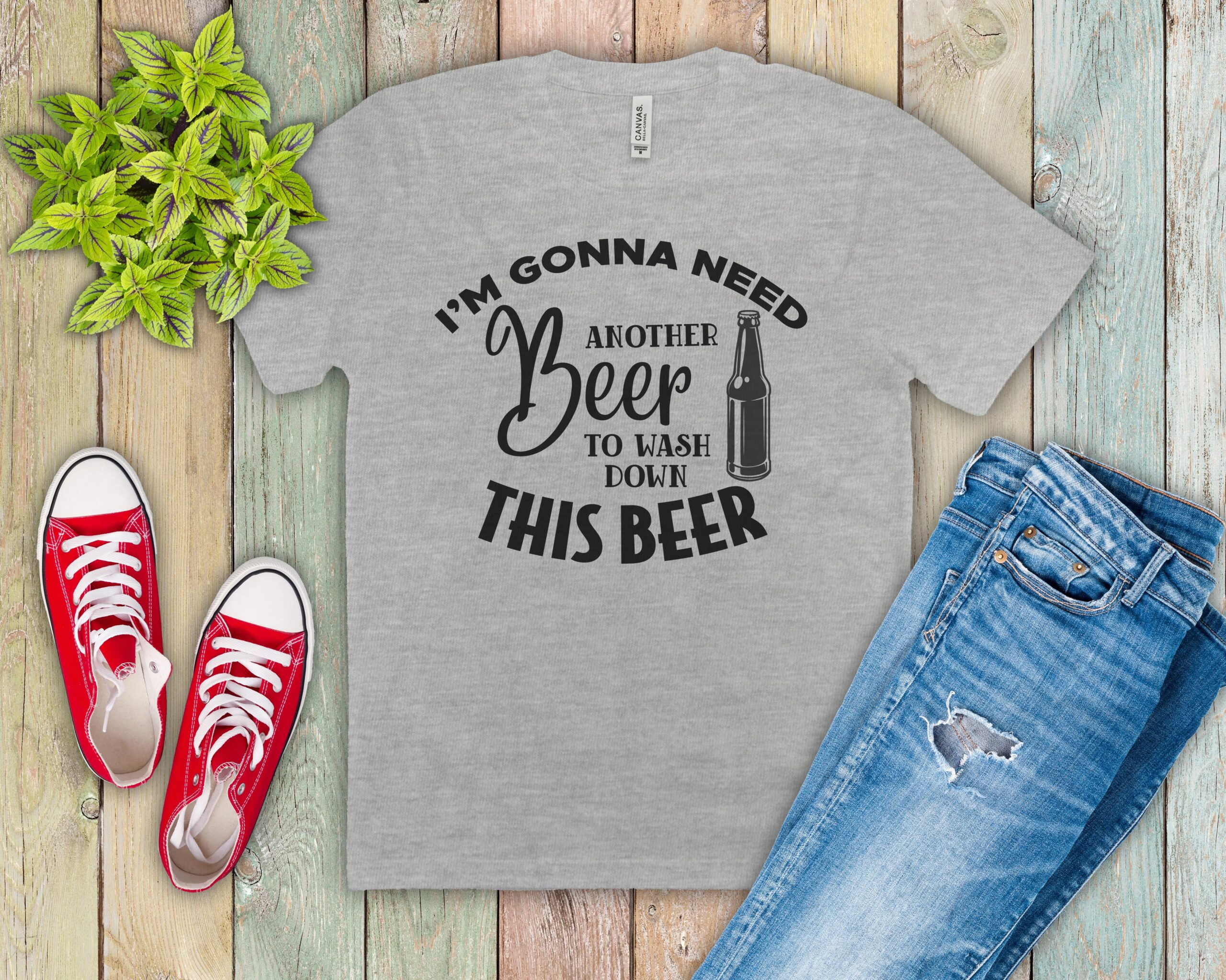 Free Another Beer SVG File