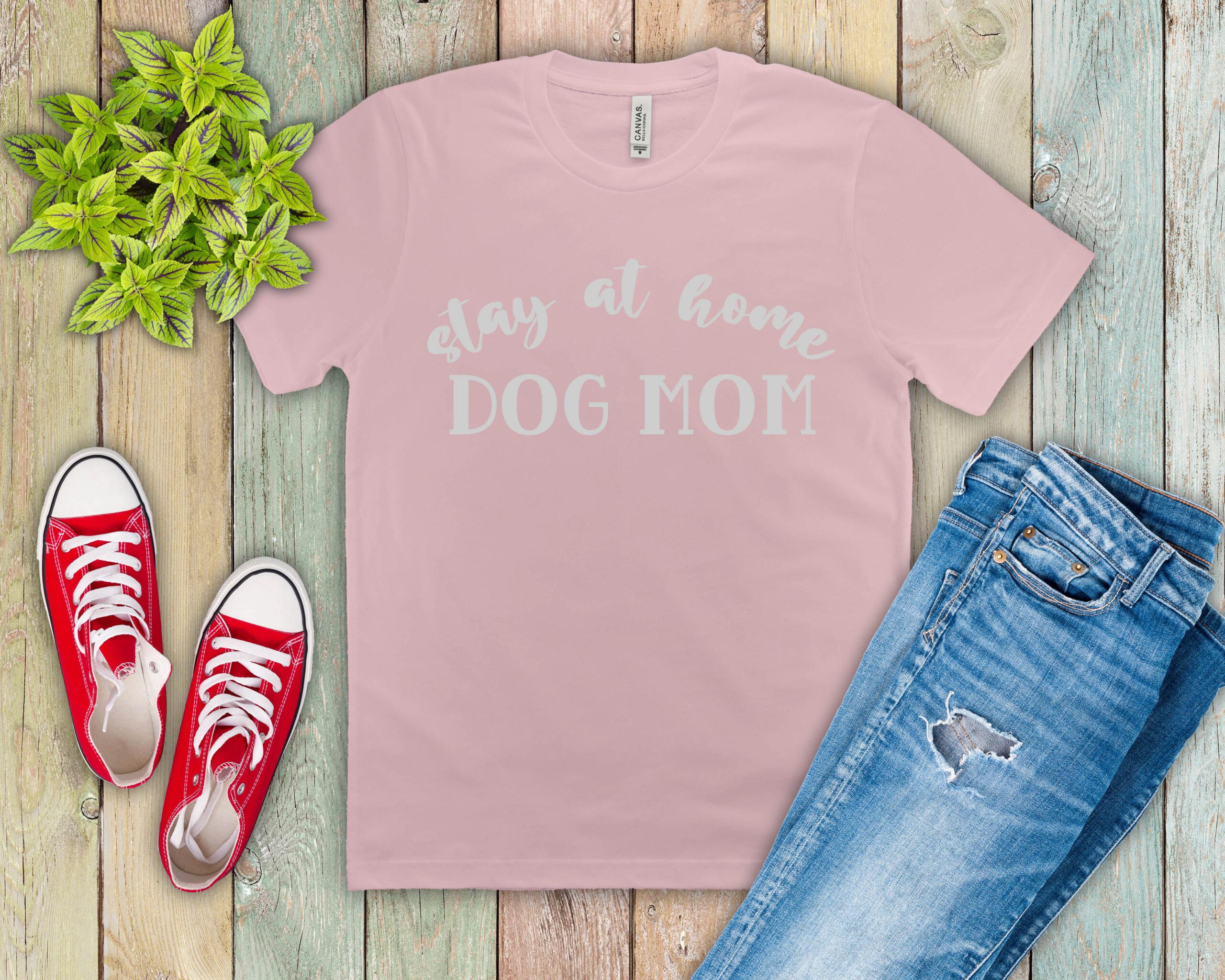 Free Dog Mom SVG File
