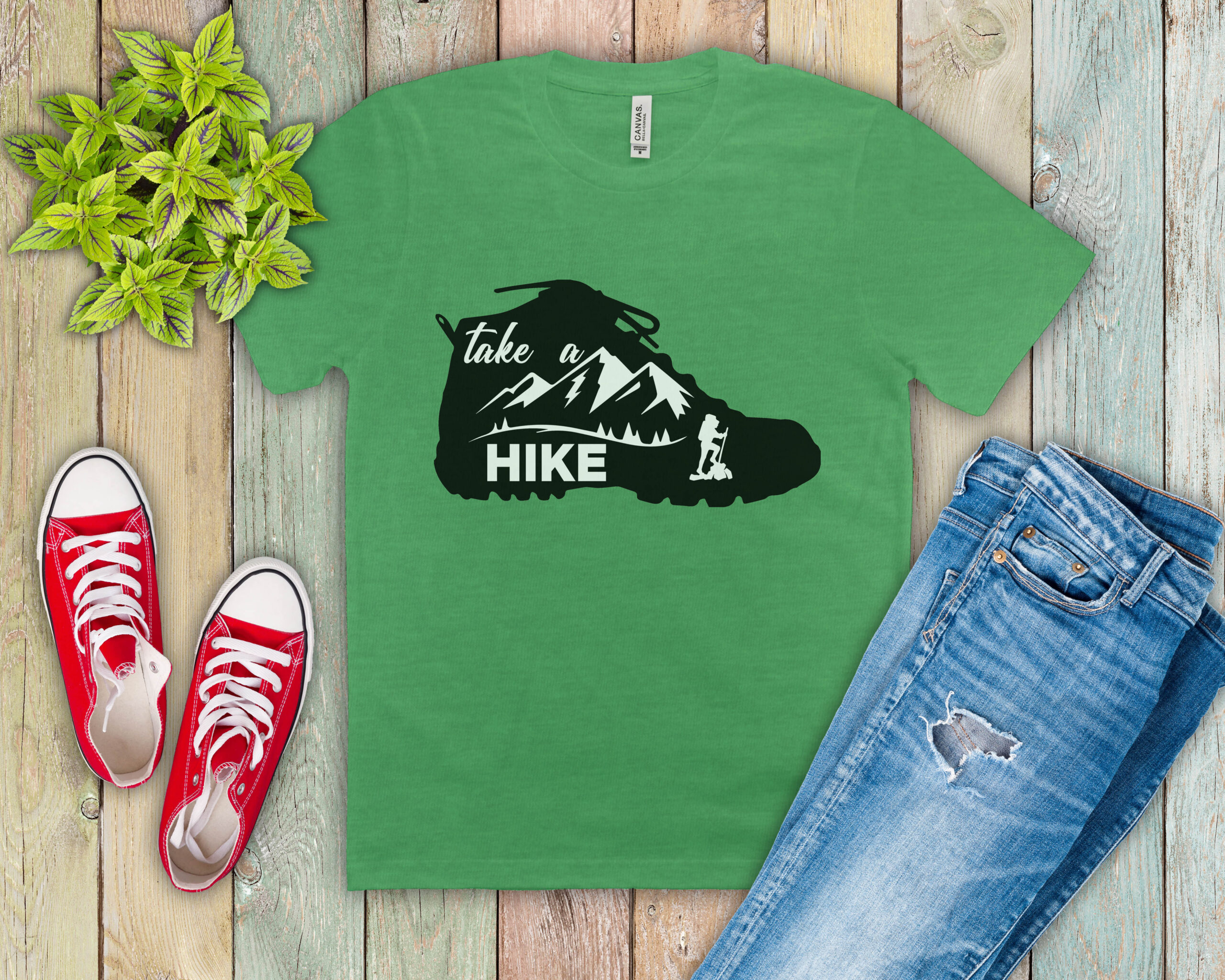 Free Take a Hike SVG File