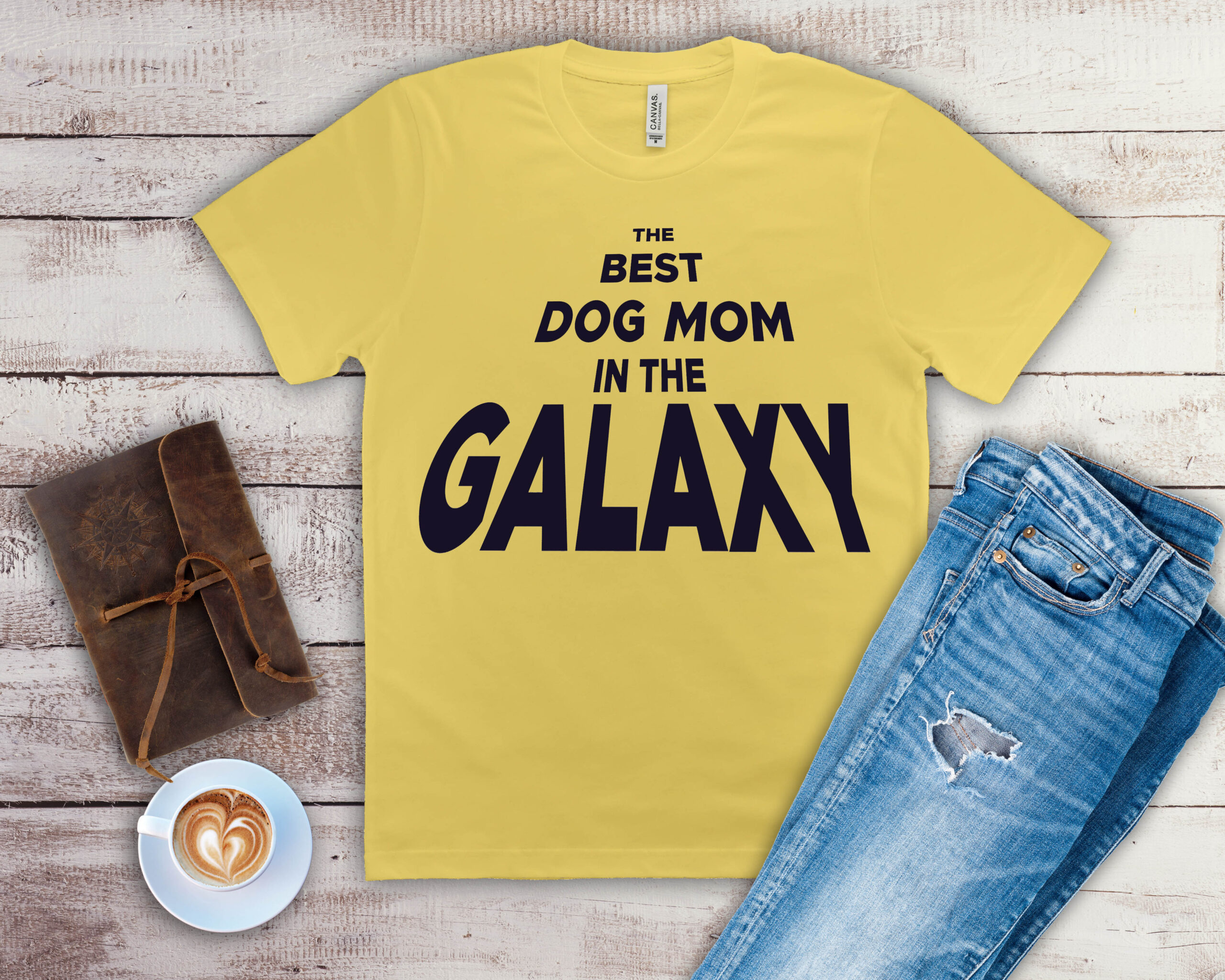 The Best Dog Mom SVG File