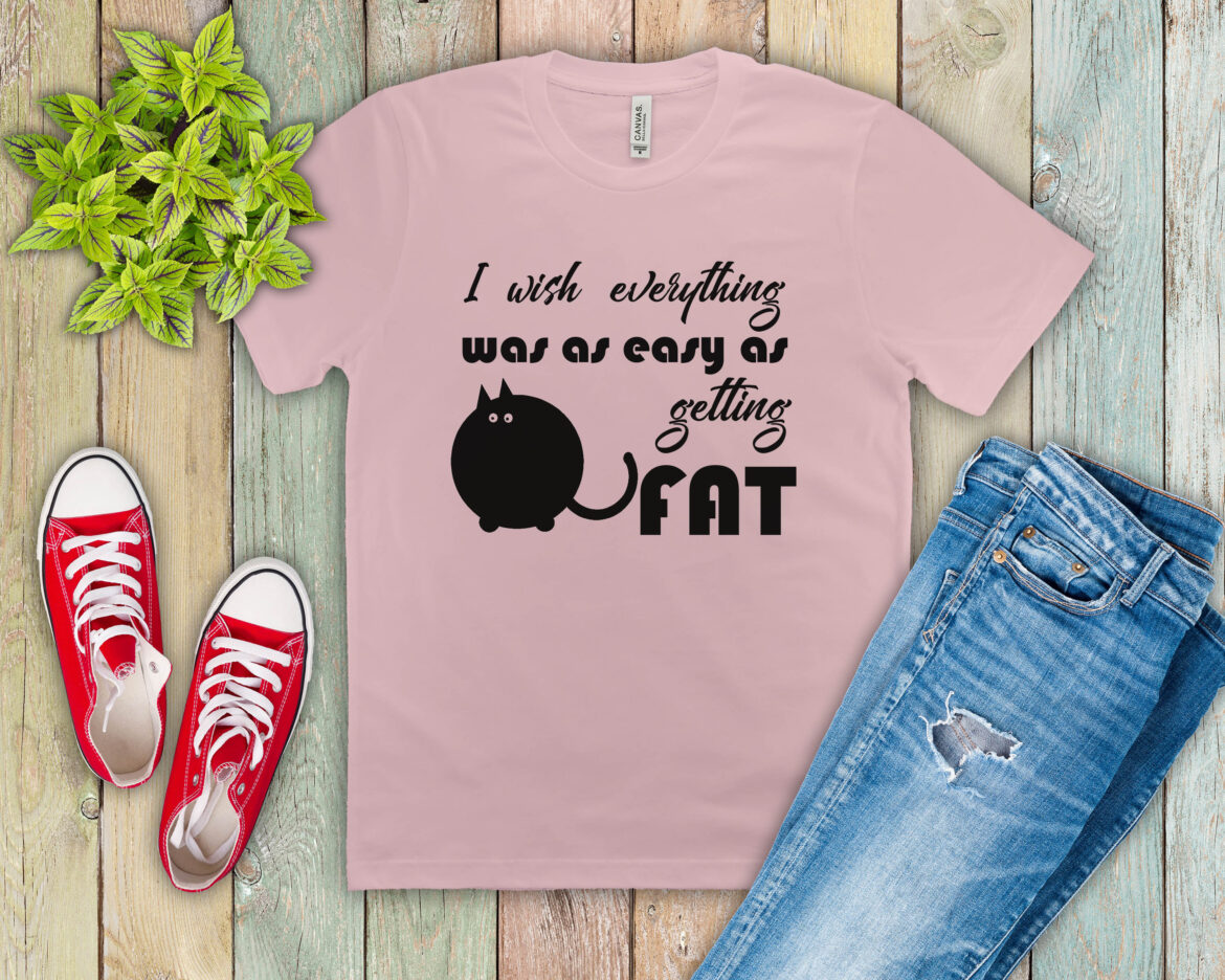 Free Getting Fat SVG File