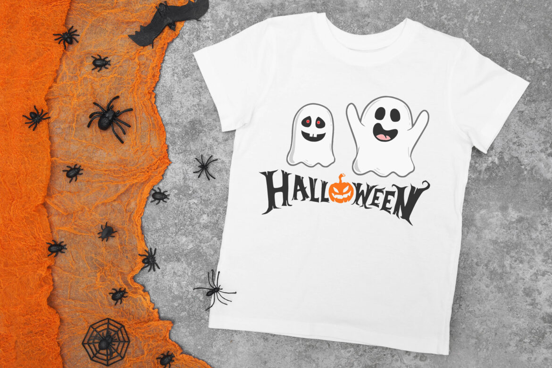 Free Halloween T Shirt SVG File