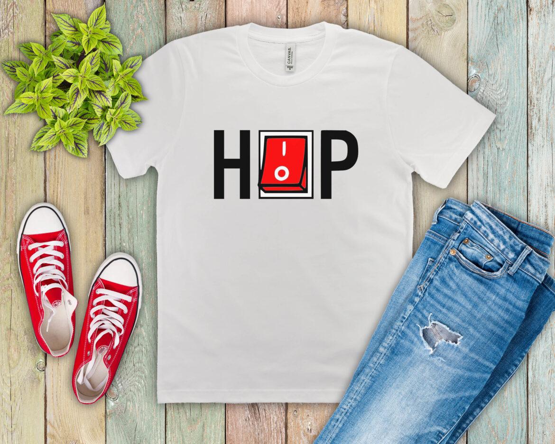 Free Hip Hop SVG File