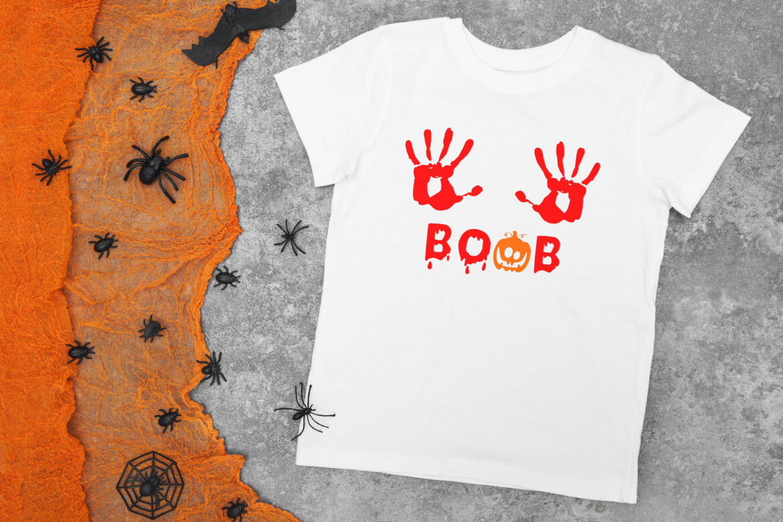 Free Boo B SVG File