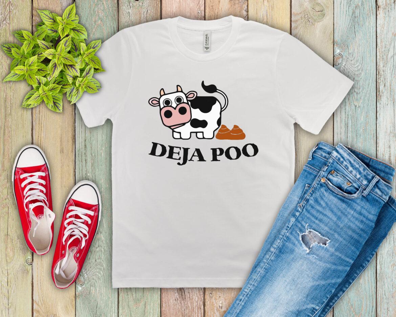 Free Deja Poo SVG File
